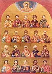 Synaxis of the Holy Unmercenary Physicians of the Church