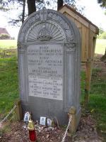 St. Raphael's tombstone, Antiochian Village