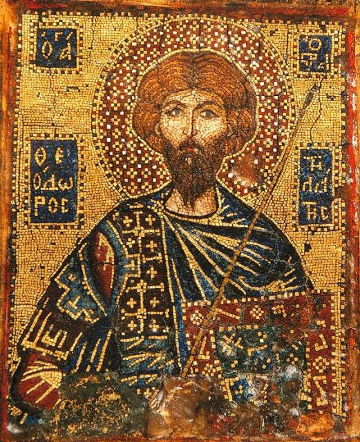 Great-Martyr Theodore Stratelates the General