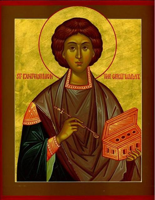 Great Martyr and Healer Panteleimon