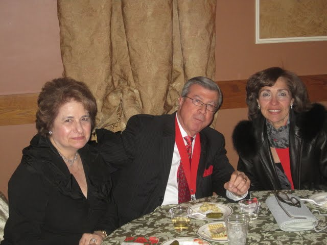 2010 Annual Christmas Reception with Metropolitan Philip