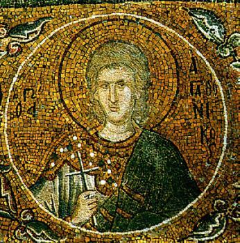 Martyr Agathonicus of Nicomedia