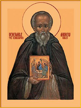St. Andrei Rublev the Iconographer