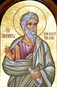 St. Andrew the First-Called Apostle