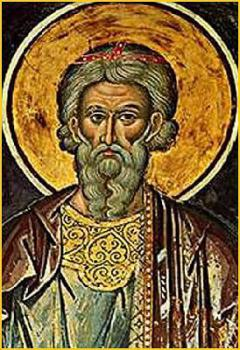 The Holy Martyr Arethas