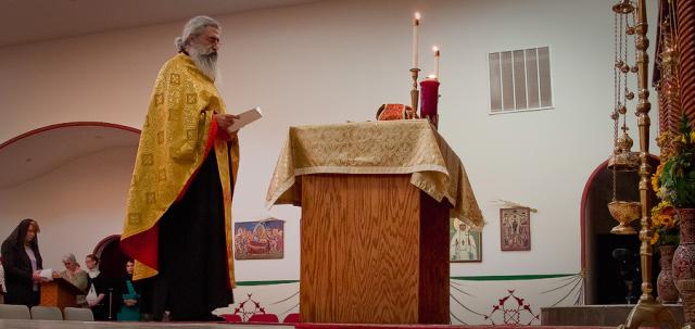 Consecration of St. Basil the Great+ Kansas City, KS