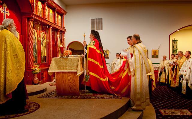 Consecration of St. Basil the Great + Kansas City, KS