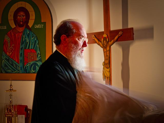 Consecration of St. Basil the Great + Kansas City, KS