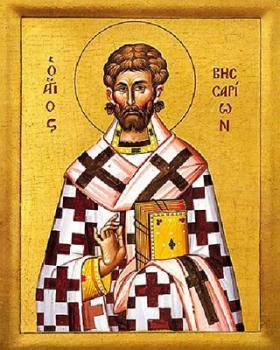 St. Bessarion the Wonderworker of Egypt