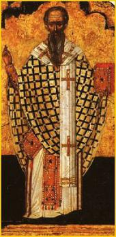 St. Dionysius the Areopagite