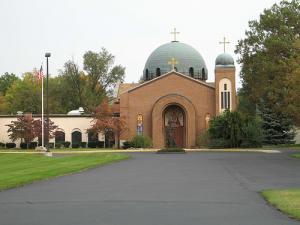 St. Elias Antiochian Orthodox Church, Sylvania, OH