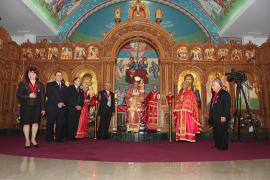 St. Elias Cathedral Celebrates Its 80th Anniversary