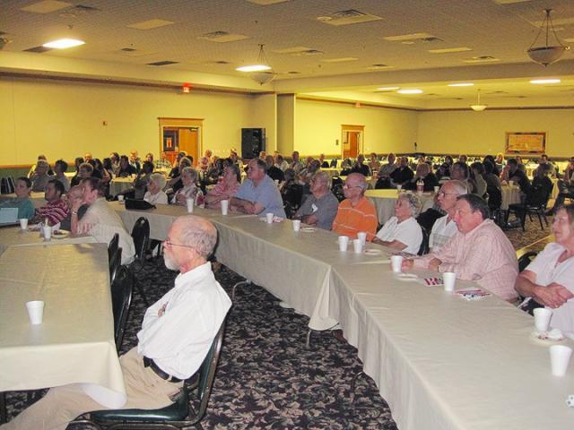 St. Elijah Town Hall Meeting