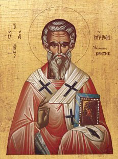 St. Emilian the Confessor of the Icons, Bishop of Cyzicus