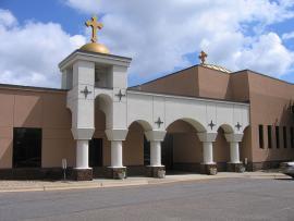 St. George Church + West St. Paul, MN