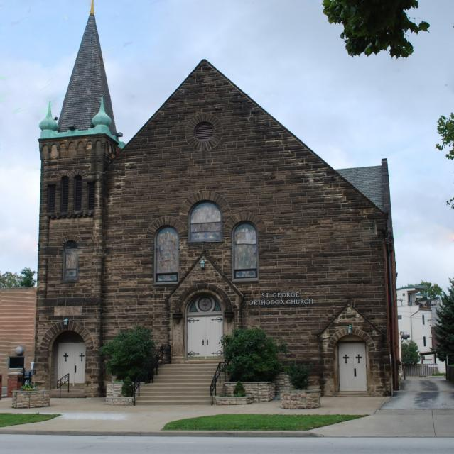 St. George Church in Cleveland, OH