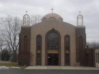 St. George Orthodox Church, Flint, MI