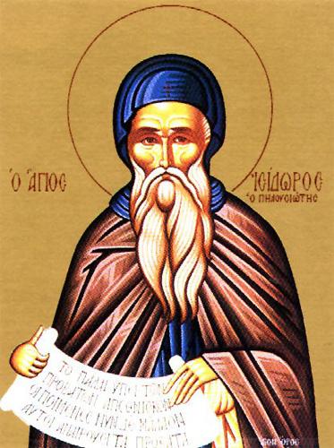 St. Isidore of Pelusium