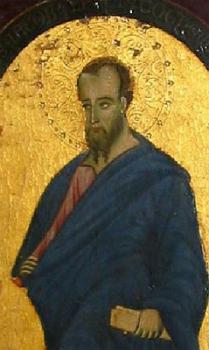 St. James the Apostle, Son of Alphaeus