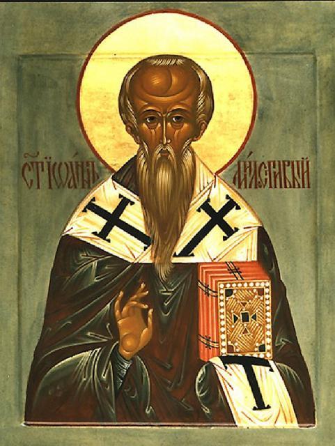 St. John the Almsgiver