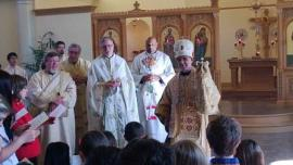 20th Anniversary Celebrations at St. John Chrysostom Church + York, PA