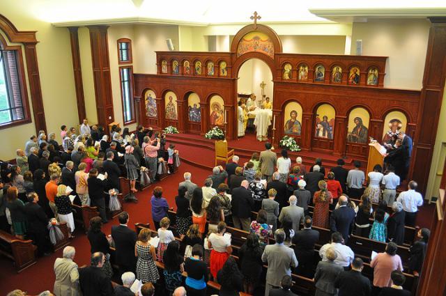 Vesting the Altar