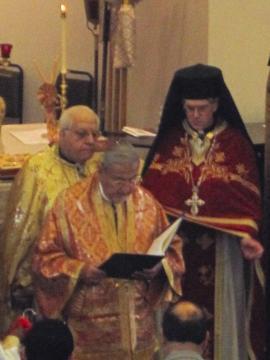 Elevation of Fr. Anthony Michaels