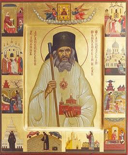St. John Maximovitch the Wonderworker, Archbishop of Shanghai and San Francisco