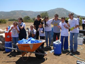 Community Outreach from St. John the Evangelist Church + Orinda, CA