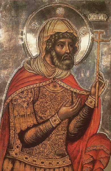 St. Longinus the Centurion