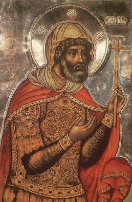 St. Longinus the Centurion