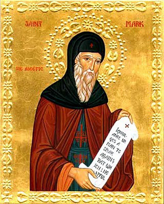 St. Mark the Ascetic of Egypt