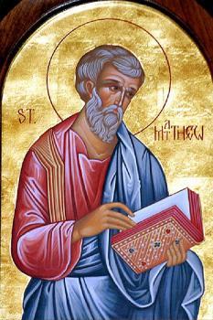 St. Matthew the Evangelist