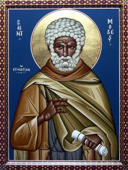 St. Moses the Black