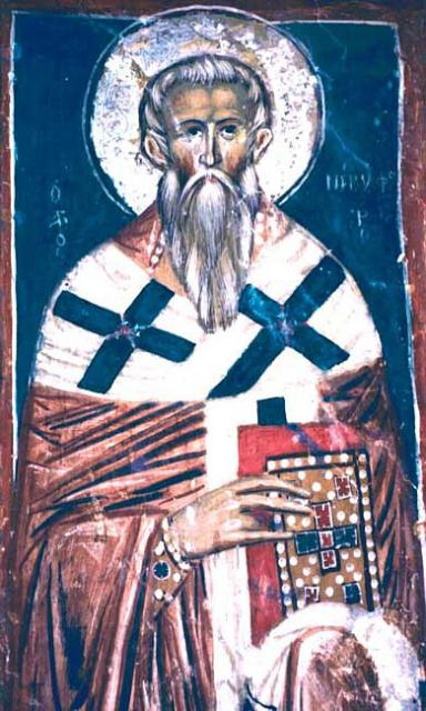 St. Nicephorus the Patriarch of Constantinople
