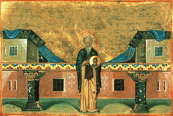 St. Nicetas the Confessor the Abbot of Medikion