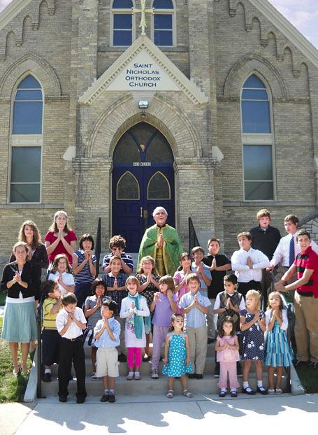 St. Nicholas Church + Cedarburg, WI