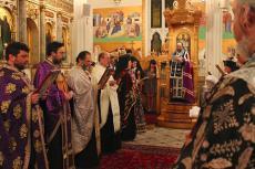 Sunday of Orthodoxy 2012 at St. Nicholas Cathedral + Brooklyn, NY