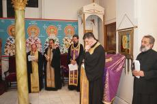 Sunday of Orthodoxy 2012 at St. Nicholas Cathedral + Brooklyn, NY