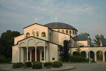 St. Nicholas Church + Grand Rapids, MI