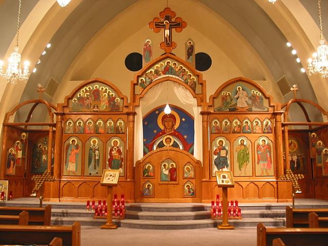 St. Nicholas Church + Montreal, QC