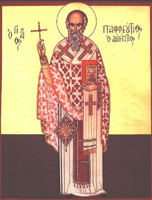 St. Paphnutios