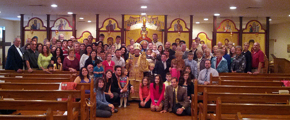 25th Anniversary Celebrations at St. Paul Church + Emmaus, PA