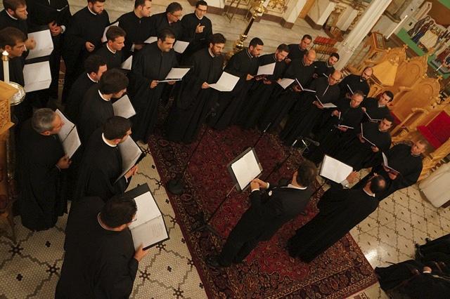 St. Romanos the Melodist Choir + September 22, 2012