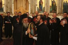 St. Romanos the Melodist Choir + September 22, 2012