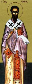 Hieromartyr Simeon the Bishop in Persia
