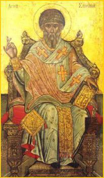 St. Spyridon the Wonderworker
