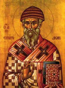 St. Spyridon the Wonderworker