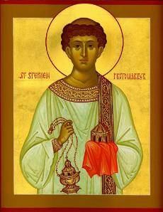 St. Stephen the First Martyr