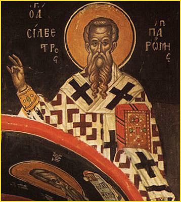 St. Sylvester of Rome